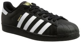Clymb Superstar Black Casual Sneakers For Men's