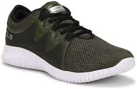 Columbus Men Eagle Running Shoes ( Green )