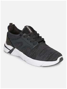 Columbus Men Molecule Running Shoes ( Grey )