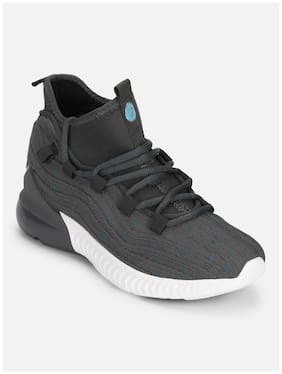 Columbus Men Passion Running Shoes ( Grey )