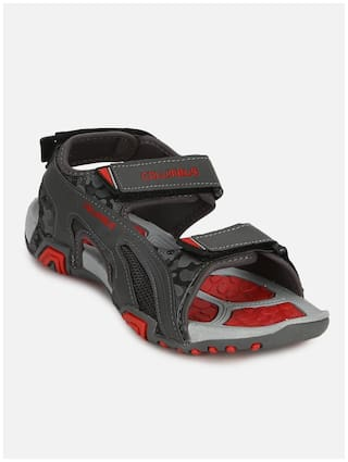 Columbus Sports Sandals For Men ( Grey )