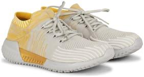 Columbus Men Sports Shoes Running Shoes ( Grey )