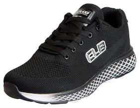 Columbus Men's CALVIN Black Sports Lifestyle Gym Running Shoes