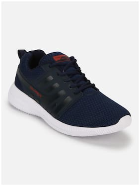 Columbus Men 5G-09 Running Shoes ( Navy Blue )