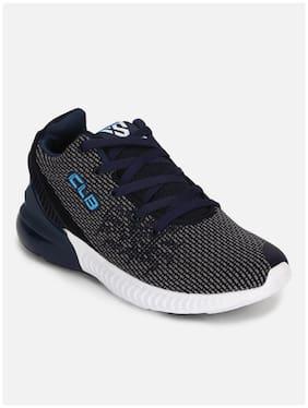Columbus Men Richarge Running Shoes ( Navy Blue )