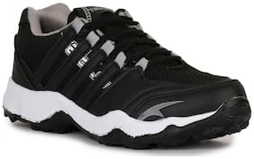 Columbus Men Columbus-Rider Running Shoes ( Black )