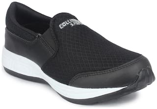Columbus Men comfort Running Shoes ( Black )