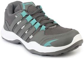 Columbus Men Tablet-rider Training/Gym Shoes ( Grey )