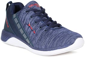 Columbus Men TB-1010 Running Shoes ( Navy Blue )