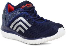 Columbus TB 349 Navy Red Running Shoes