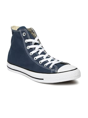 52ff6d29ae96 Converse Men Navy Blue Sneakers - 150759c