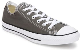 Converse Men Grey Sneakers