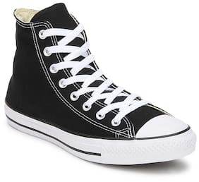 Converse Men Black Sneakers