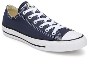 Converse Men Blue Sneakers