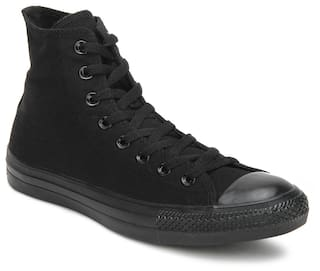 2feabc496ffd Buy Converse Women Black Casual Shoes Online at Low Prices in India ...
