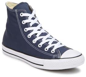 Converse Women Blue Sneakers