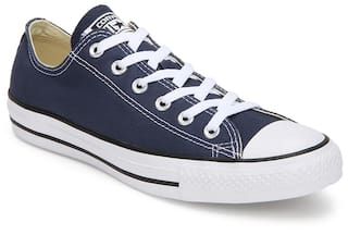 29418bc0e68 Buy Converse Men Navy Blue Sneakers Online at Low Prices in India ...