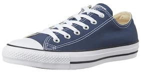 Converse Women Blue Sneakers