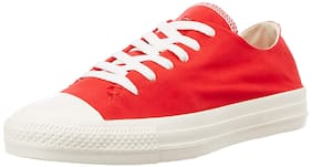 Converse Unisex Red Sneakers