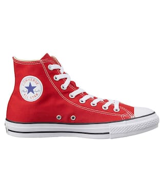 9b528b5bf962 Buy Converse Unisex Red Sneakers Online at Low Prices in India ...
