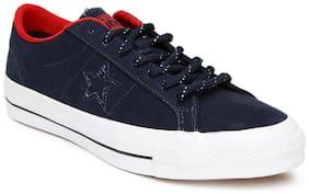 Converse Unisex Navy Blue Sneakers