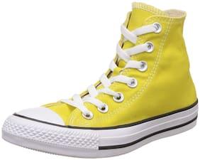 Converse Unisex Yellow Sneakers