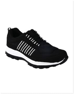Corpus Density Black Running Shoes