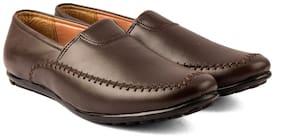 Corpus Leecam Men Brown Formal Shoes