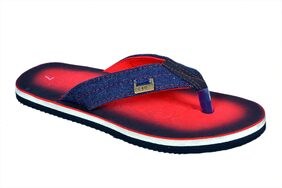 Crazy Bunny Men Red Flipflop