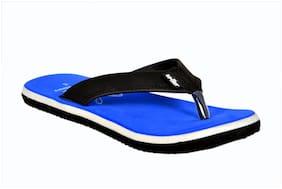 Crazy Bunny Men Blue Flip-Flops