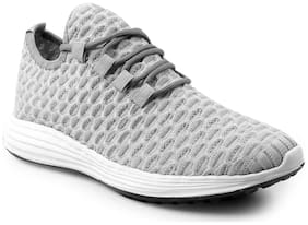 Sneakers Shoes For Men ( Grey )