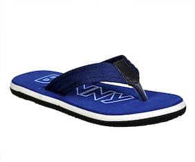 Crazy Bunny Men Blue Outdoor Slippers