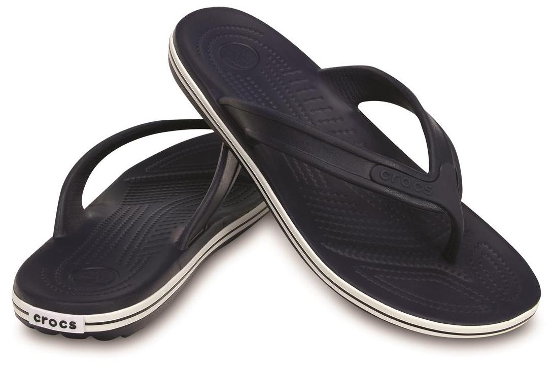 96f155b1a Buy Crocs Men Blue Flipflop Online at Low Prices in India - Paytmmall.com