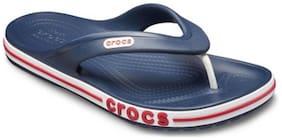 Crocs Men Navy Blue Flip-Flops - 1 Pair
