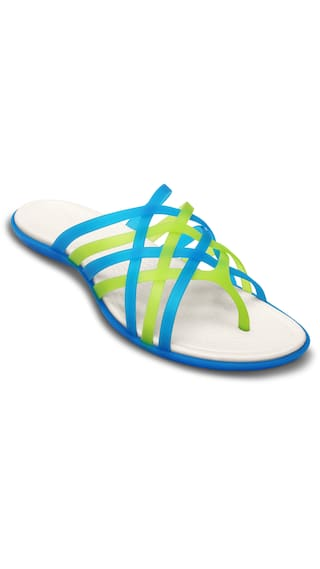 1088bc8d4ac2 Buy Crocs Huarache Flip-flop Women Online at Low Prices in India ...