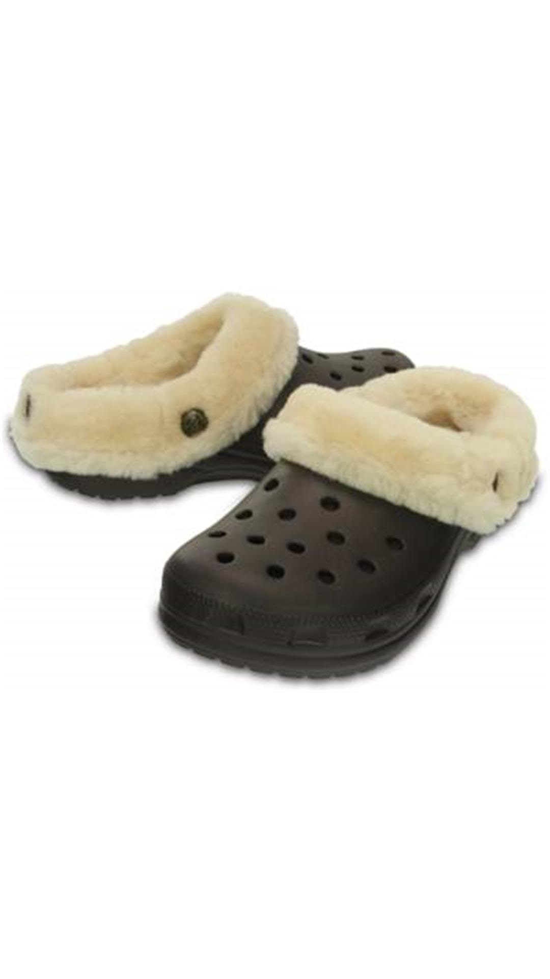 507e02caa8a271 Buy Crocs Classic Mammoth Luxe Online at Low Prices in India - Paytmmall.com