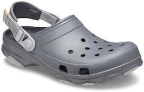 Crocs Men's Black Classic Clogs