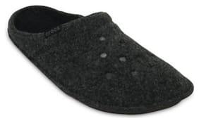 Crocs Men Black Flip-Flops -