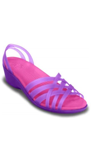 9e7985a361a6 Buy Crocs Huarache Mini Wedge Women Online at Low Prices in India ...