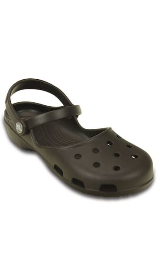 409fcc1a23d Buy Crocs Women Silver Sandals Online at Low Prices in India ...