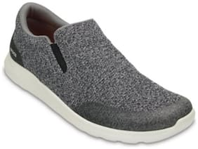 Crocs Men Grey Sneakers