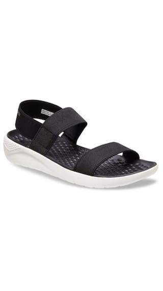 57867d0a6 Buy Crocs Black Sandals Online at Low Prices in India - Paytmmall.com