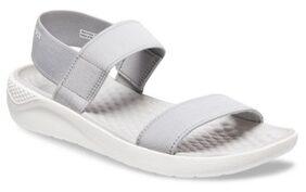 Crocs Grey Sandals