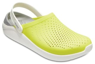 1f42b7dd633a Buy Crocs Men Yellow Sandals   Floaters Online at Low Prices in ...