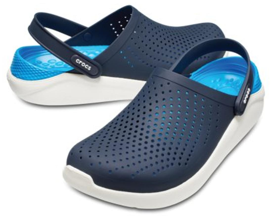 4578c95bb395 Buy Crocs Men Navy Blue Sandals   Floaters Online at Low Prices in India -  Paytmmall.com