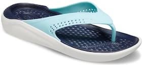 Crocs Men's Black LiteRide Flip Flops