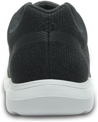 Crocs Men Black Riding Shoes - 204734-069