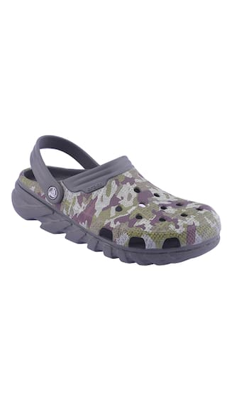 0484e9cd7504 Buy CROCS Men DUSTY OLIVE CLOG Online at Low Prices in India ...