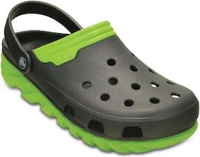 Crocs Men Duet Max Grey Clogs