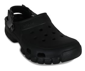 Crocs Men Black Sandals & Floaters